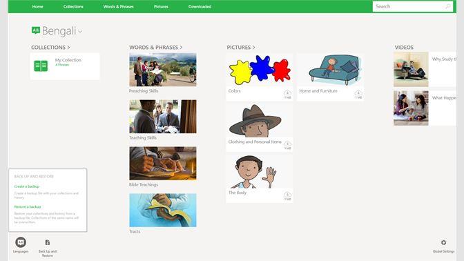 Get JW Language - Microsoft Store