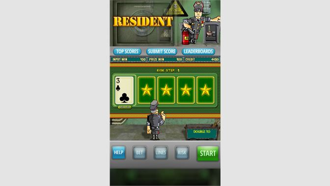Get Resident Slot - Microsoft Store