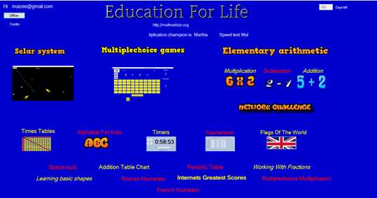 Education for Life screenshot 1