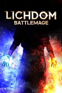 Carátula para el juego Lichdom: Battlemage de Xbox 360