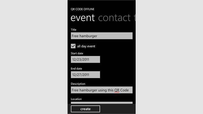 Get QR Code Offline - Microsoft Store