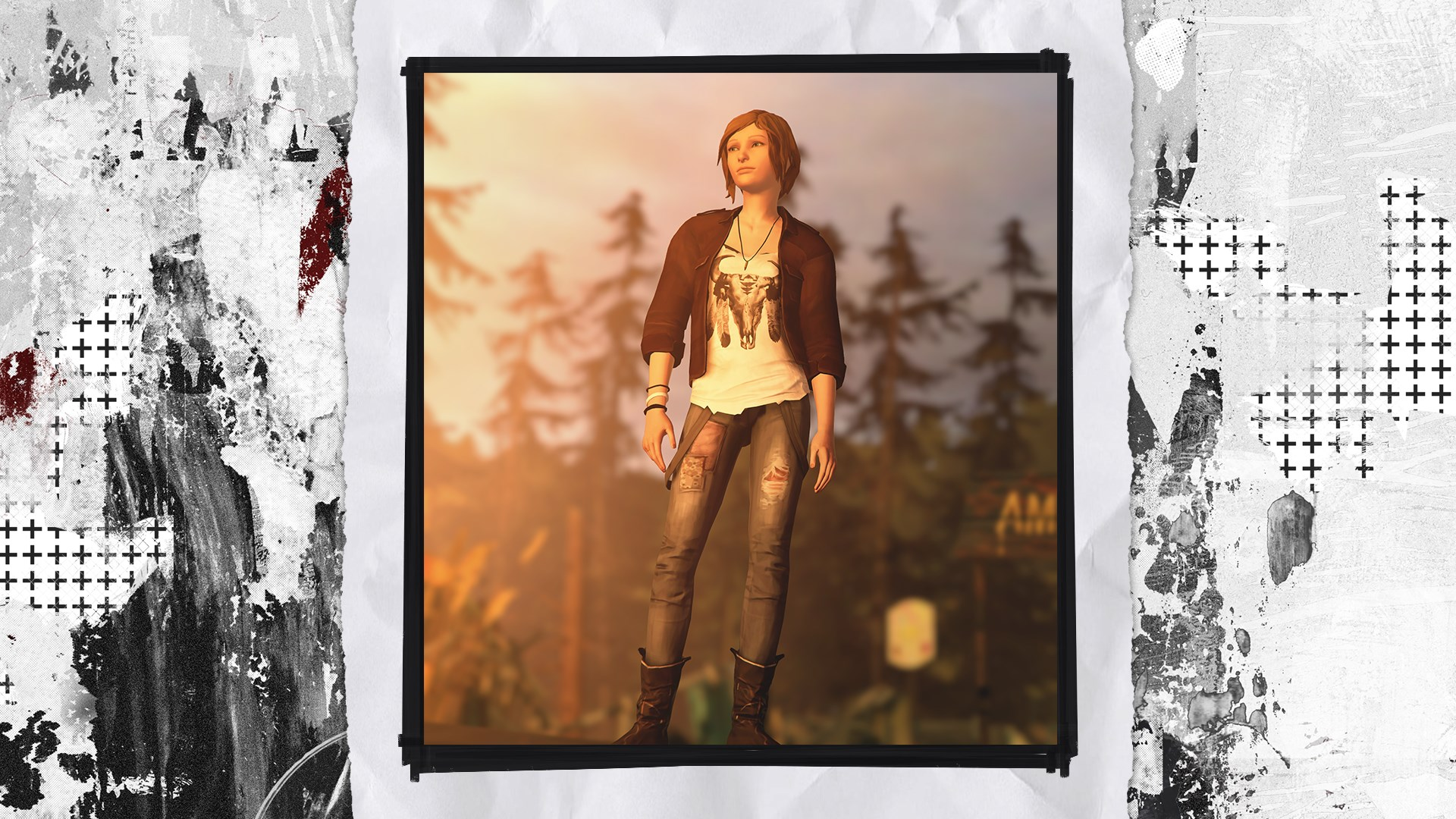 """Life is Strange: Before the Storm """"Classic Chloe"""" Outfit"""
