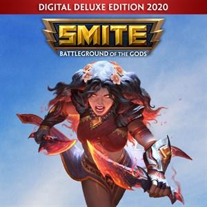 Cyfrowe Wydanie Deluxe SMITE 2020 Xbox One