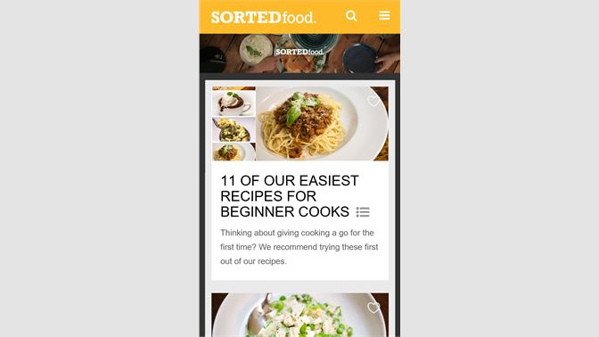 Get Sortedfood Microsoft Store