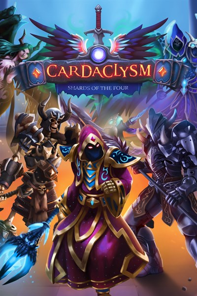 Cardaclysm: Shards of the Four Demo