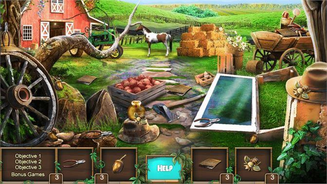 Buy Hidden Object : Farm Living - Microsoft Store