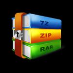 WinRAR ZIP Logo