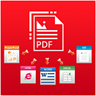 PDF Converter For Office : PDF to Word(Docx),XLS,PPTX,HTML,TXT & Word To PDF ,Images To PDF ,Excel to PDF