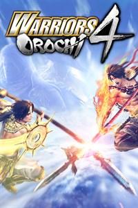 Carátula del juego WARRIORS OROCHI 4