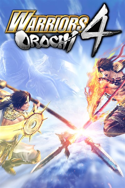 WARRIORS OROCHI 4 with Bonus