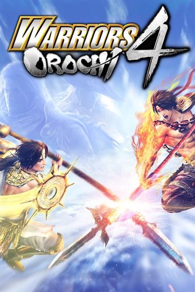 WARRIORS OROCHI 4 Pre-order