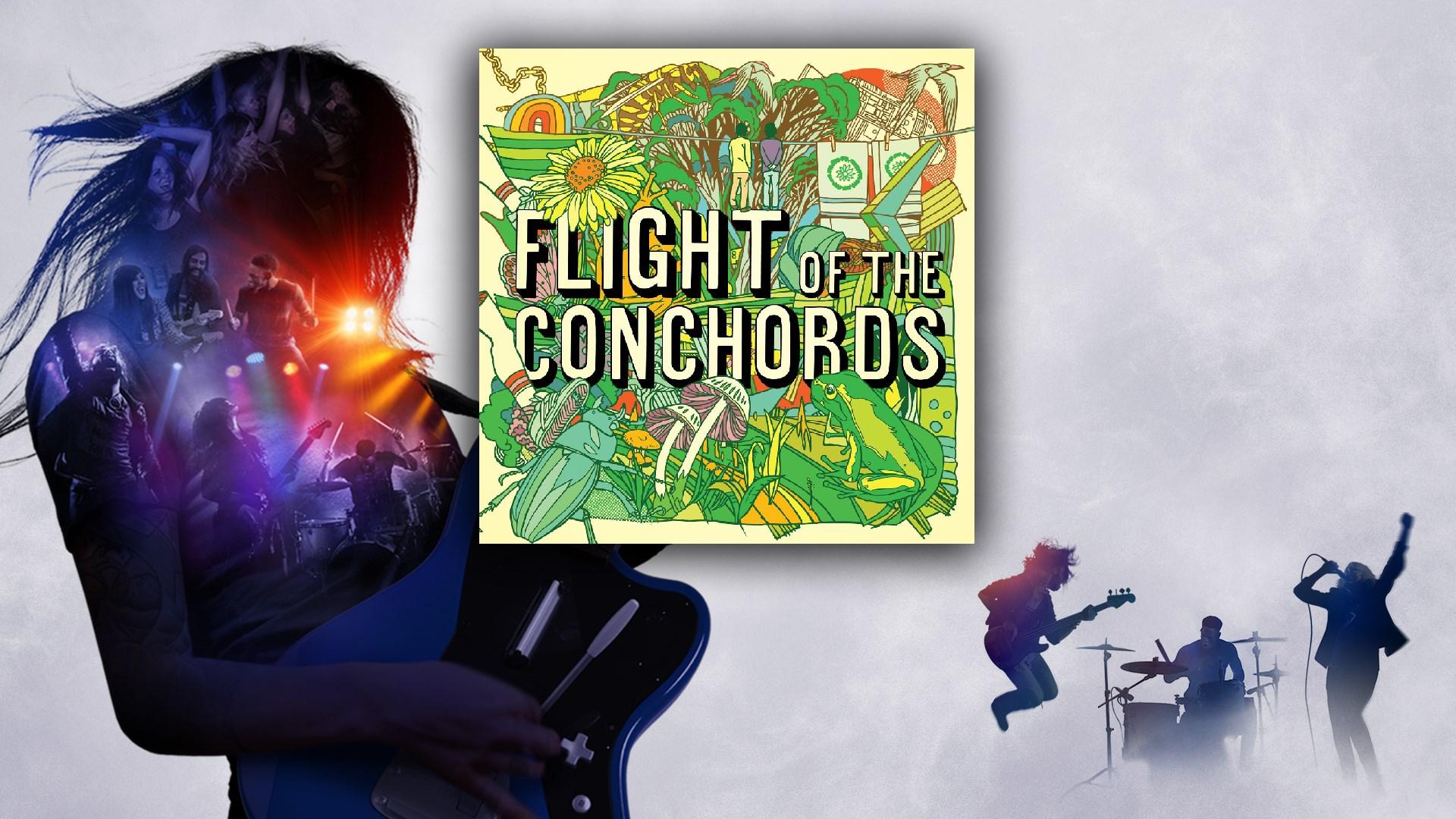 The Most Beautiful Girl In The Room Flight Of The Conchords