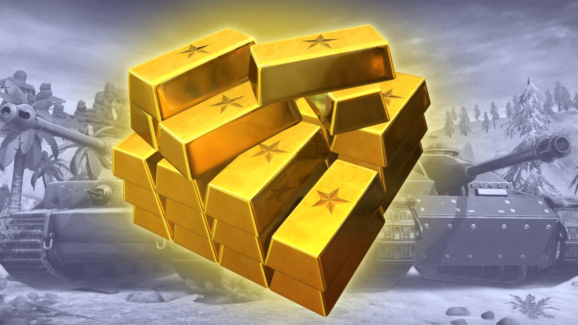 Cargamento de oro (14000)