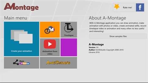 A-Montage Screenshots 2