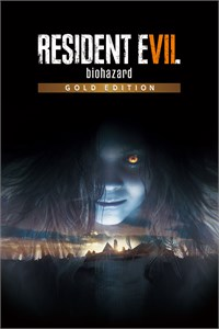 Carátula para el juego RESIDENT EVIL 7 biohazard Gold Edition de Xbox 360