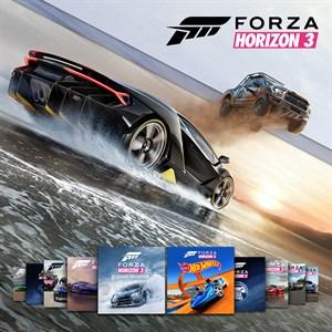 FH3 Platinum Plus Expansions Bundle Xbox One