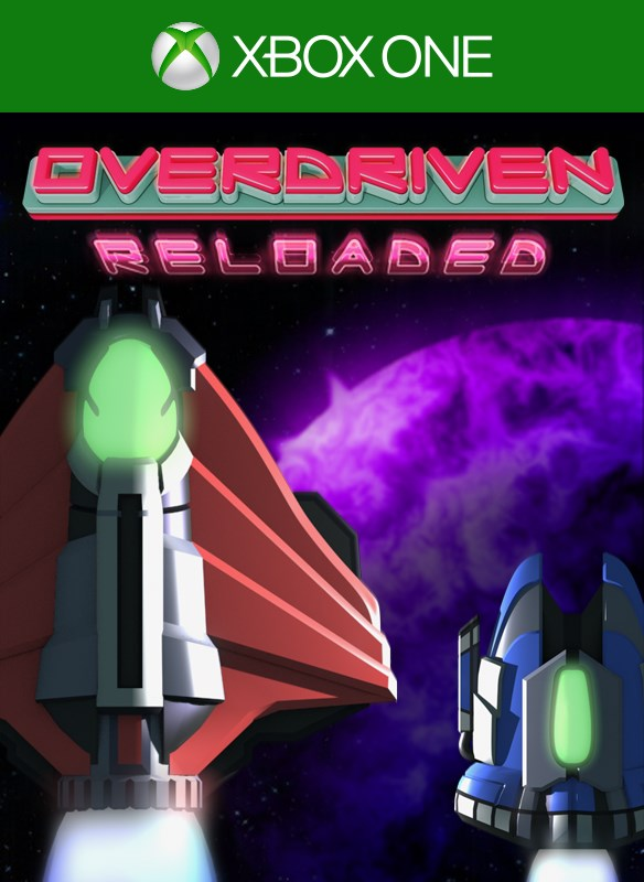 Overdriven Reloaded: Special Edition boxshot