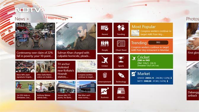 Get NDTV - Microsoft Store