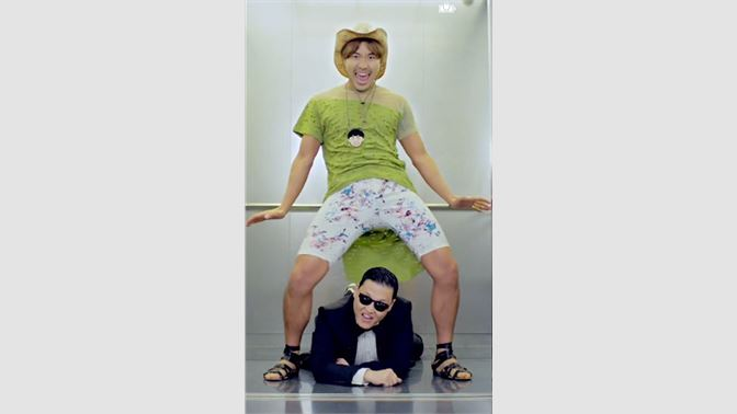gangnam style mp3 download full song