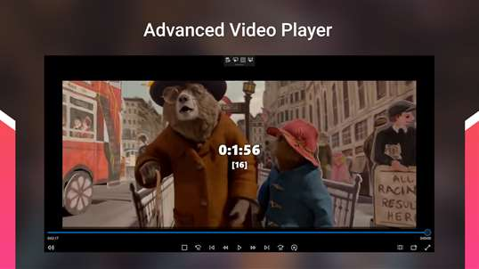 Media Player - All Formats, Video Player All Formats screenshot 2
