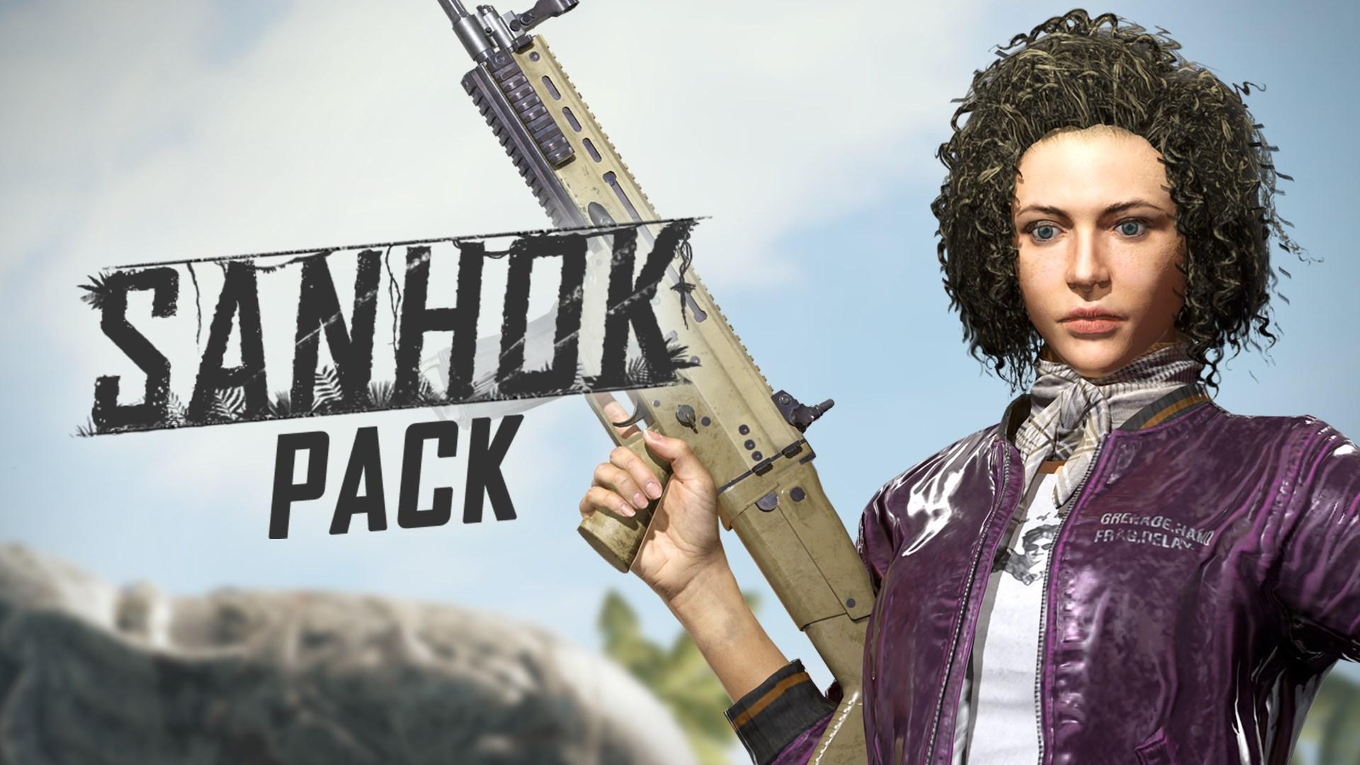 PUBG - Sanhok Pack
