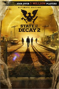 Carátula del juego State Of Decay 2: Ultimate Edition para Xbox One