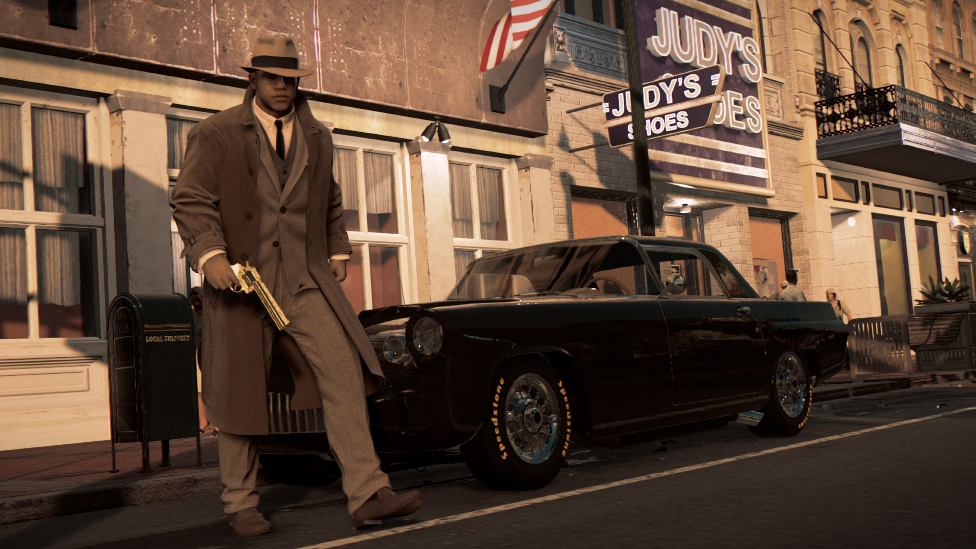 Скриншот №10 к Mafia III Definitive Edition
