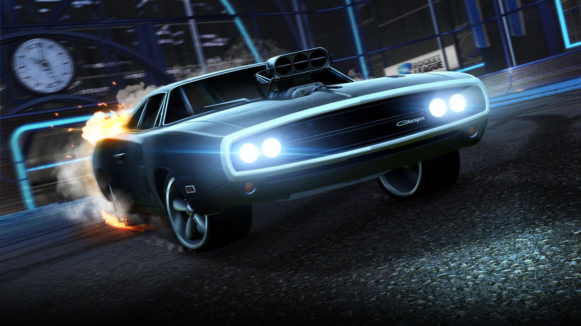 Comprar Rocket League Fast Furious 70 Dodge Charger R T Microsoft Store Pt Br
