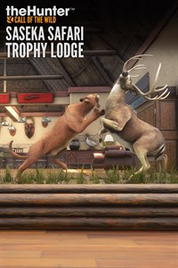 Carátula del juego theHunter: Call of the Wild - Saseka Safari Trophy Lodge