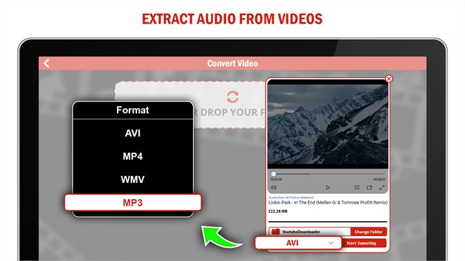 Get Video Downloader for YouTube (Download Videos, Change Video