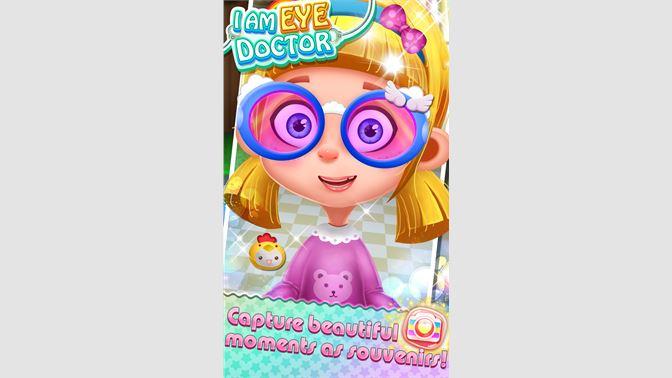 Get I am Eye Doctor - Eye Surgery and Makeup - Microsoft Store