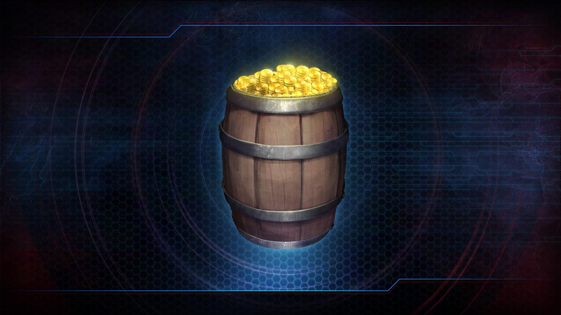 7,500 KI Gold