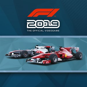 F1® 2019 'Anniversary Edition DLC Pack' Xbox One