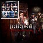 Resident Evil: Deluxe Origins Bundle Logo
