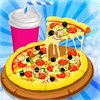 Pizza Cooking: Pizza Maker Shop, Color by Number