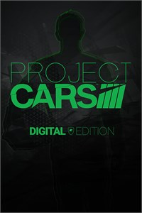 Carátula del juego Project CARS Digital Edition