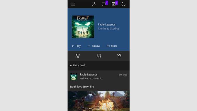 Get Xbox Console Companion - Microsoft Store
