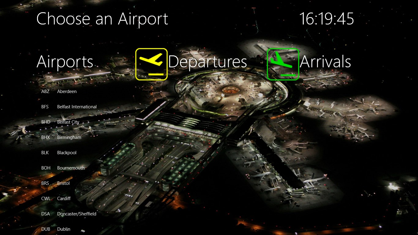 APPA Flight Info for Windows 10
