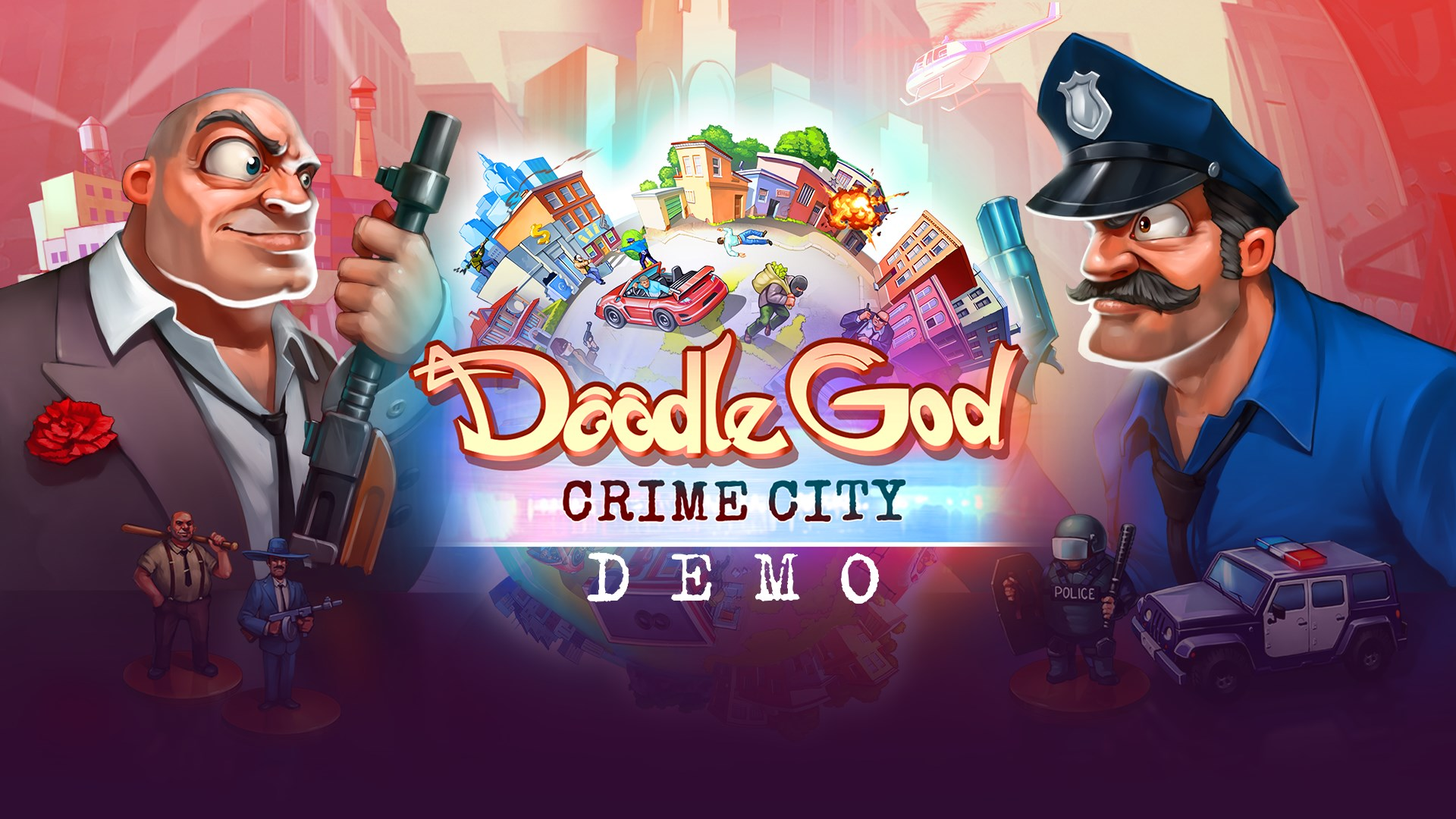 Doodle God: Crime City Demo