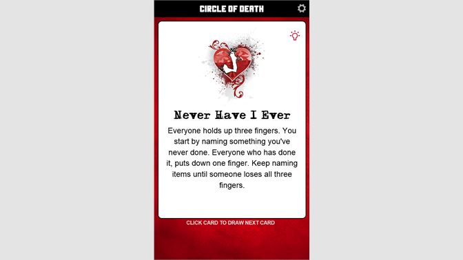 Get Circle of Death Drinking Games - Microsoft Store