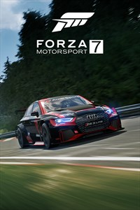 Forza Motorsport 7 2018 Audi #1 Audi Sport RS 3 LMS