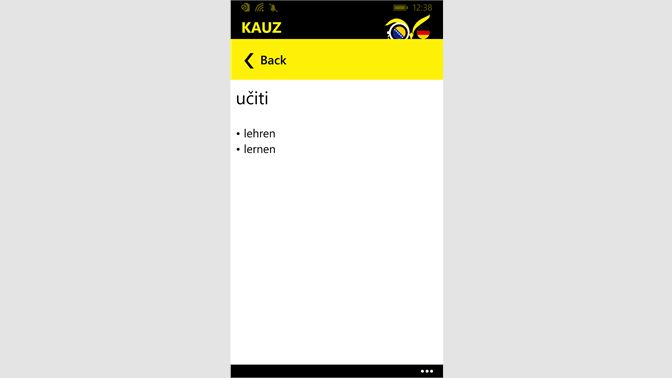 Buy Kauz Bosanski Deutsch Microsoft Store