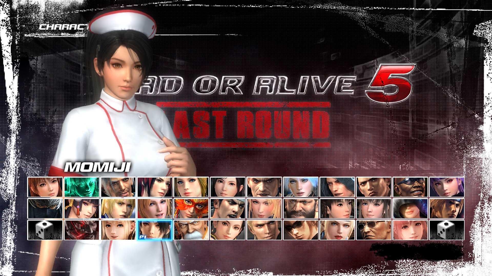 Tenue d'infirmière - Momiji