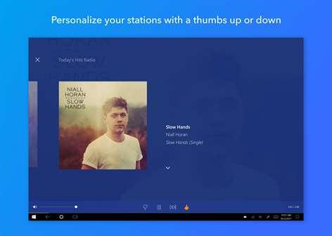 Pandora Screenshots 2