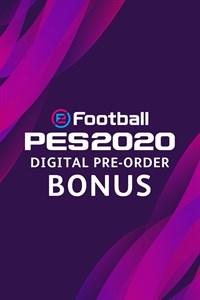 eFootball PES 2020 DIGITAL PRE-ORDER BONUS