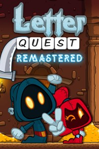 Carátula del juego Letter Quest: Grimm's Journey Remastered