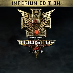 Warhammer 40,000: Inquisitor - Martyr | Imperium edition Xbox One