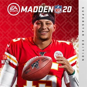 Madden NFL 20: Superstar Edition Xbox One