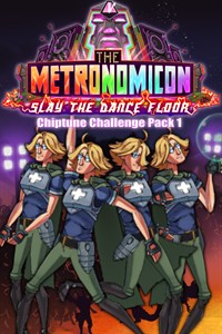 Carátula del juego The Metronomicon - Chiptune Challenge Pack 1