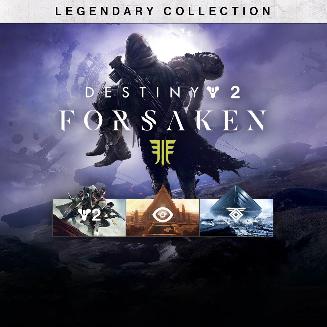 Destiny 2: Forsaken — Legendary Collection